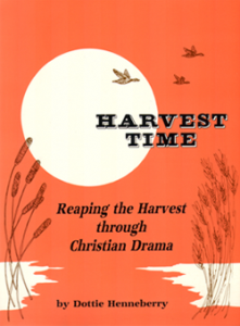 reaping harvest